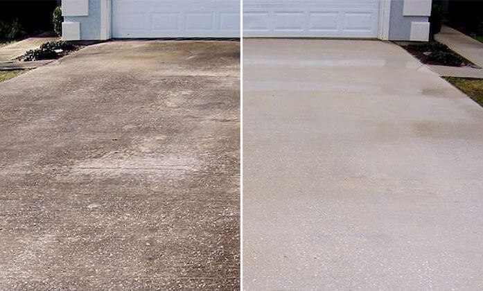 fremont driveway cleaning