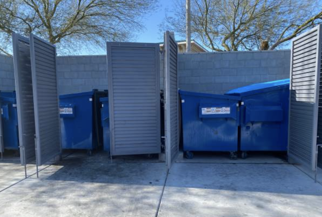 dumpster cleaning in fremont