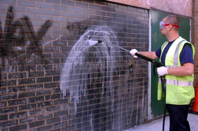 graffiti removal in fremont